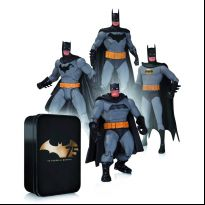 DC Batman 75th Anniversary Figures