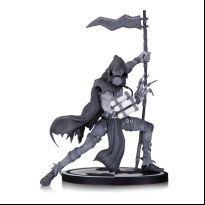 Batman Black & White - Scarecrow by Carlos D'anda Statue