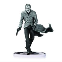 Batman Black & White - Lee Bermejo Joker Second Edition Statue