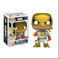 Marvel - Iron Fist White Suit