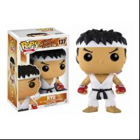 Street Fighter - Ryu with headband White