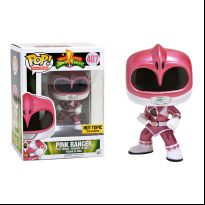 Power Rangers - Pink Ranger Metallic