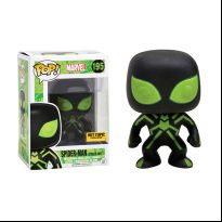 Spiderman - Spiderman Stealth Suit Glow In The Dark