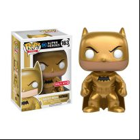 Batamn - Batman Golden Midas
