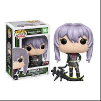 Seraph Of The End - Shinoa with Scythe