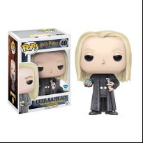 Harry Potter - Lucius Malfoy with Prophecy