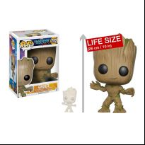 Guardians of the Galaxy vol. 2 - Young Groot Life-Size Figure 25cm