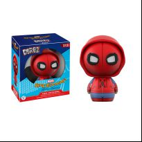 Spider Man Homecoming - Spider Man Homemade Suit