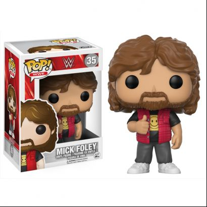WWE - Mick Foley Old School