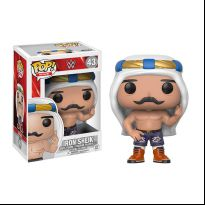 WWE - Iron Sheik Old School