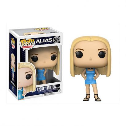 Alias Sydney Bristow - Blonde