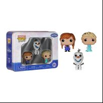 Frozen 3 pack Tin - Elsa, Anna & Olaf