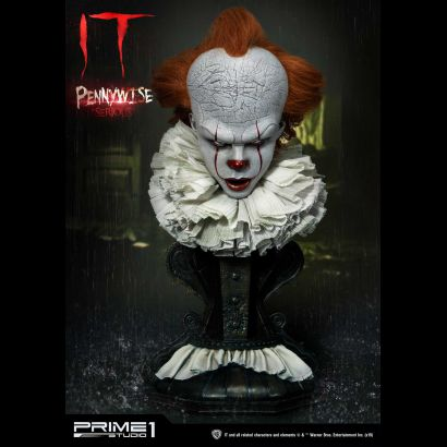 Pennywise Serious Bust 1/2
