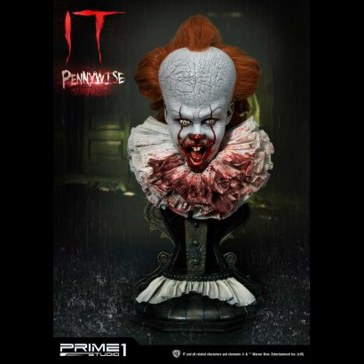 Pennywise Surprised Bust 1/2