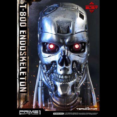 Endoskeleton Bust (Terminator 1984) 1/2