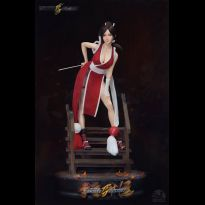 Mai Shiranui (King of Fighter) 1/4