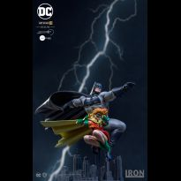 Batman & Robin (The Dark Knight Returns Frank Miller) 1/10