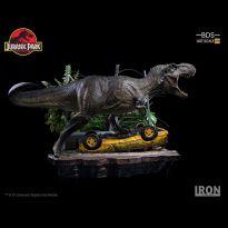 T-Rex Attack Set A (Jurassic Park) 1/10