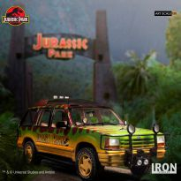 Jungle Explorer 04 (Jurassic Park) 1/10