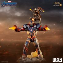 Iron Patriot & Rocket (Endgame) 1/10
