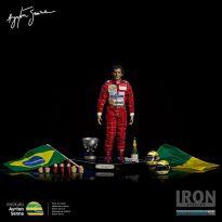 Iron Studios Ayrton Senna 1993 - 1/6 Live Legend