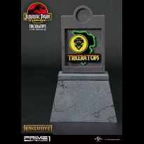 Triceratops from Jurassic Park (Film 1993) Exclusive 1/15
