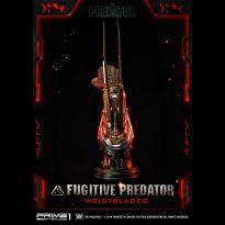 Fugitive Predator Wristblades Bust (The Predator 2018)