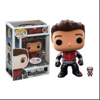 Ant Man - Ant Man Unmasked and Mini