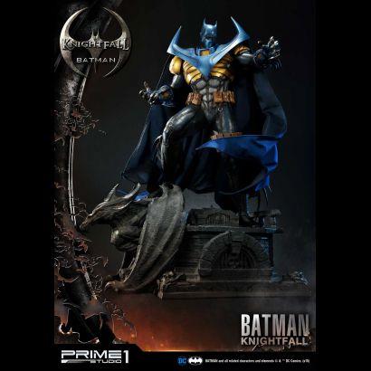 Knightfall Batman (DC Comics) 1/3