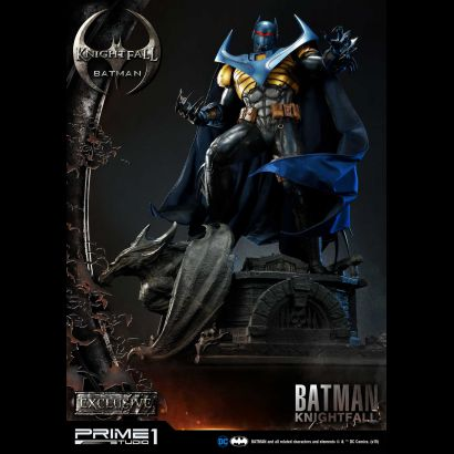 Knightfall Batman (DC Comics) Exc 1/3