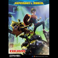 Superboy & Robin (DC Comic) Exclusive 1/3
