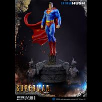 Superman Sculpt Cape Edt (Hush) 1/3