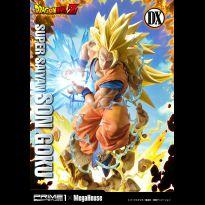 Super Saiyan Son Goku (Dragon Ball) Deluxe 1/4