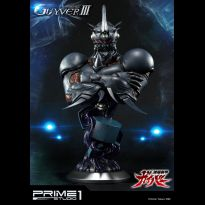 Guyver III (The Bioboosted Armo) Bust 1/4