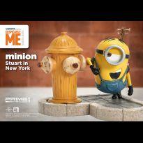 Minion Stuart in New York