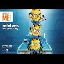 Minions in the Laboratory