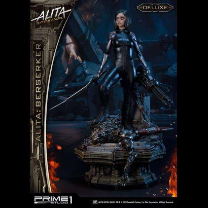 Alita Berserker Deluxe 1/4