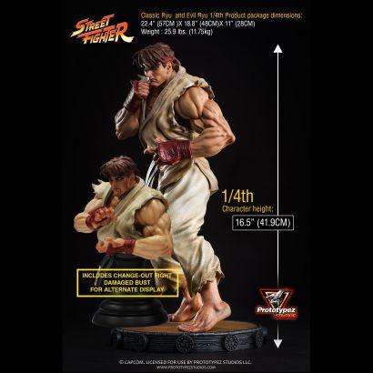 Classic Ryu 1/4