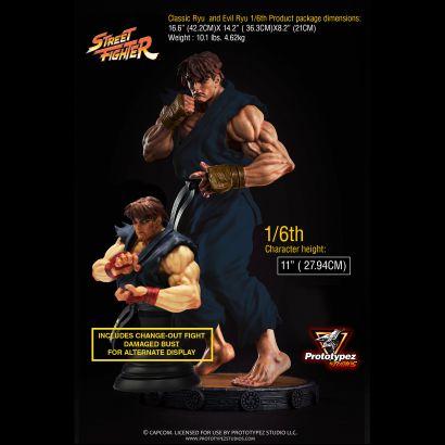 Evil Ryu 1/6