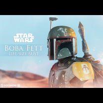 Boba Fett Life Size Bust
