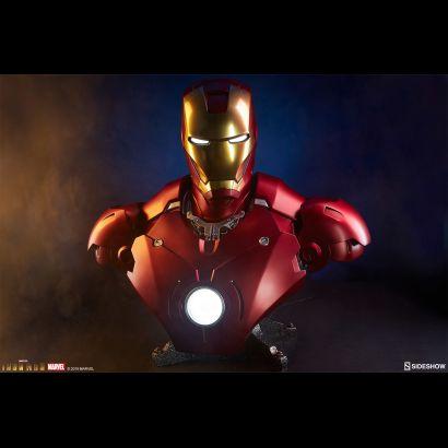 Iron Man Mark III Life Size Bust