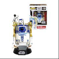 Star Wars - R2-D2 Jabba's Skiff