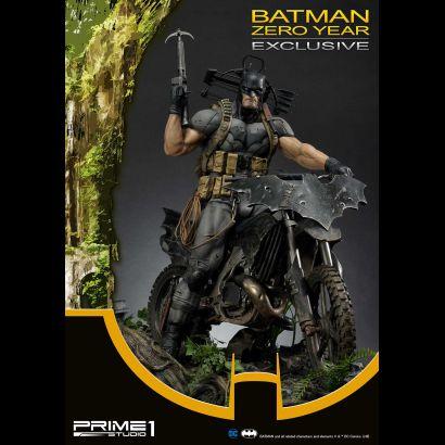 Batman Zero Year Exc