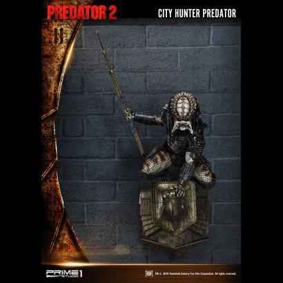City Hunter Predator (Predator 2) 1/4