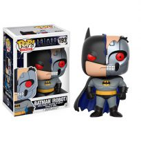 Batman: The Animated Series S2 - ROBOT BATMAN