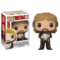 WWE-Million Dollar Man Ted Diabase (Black)