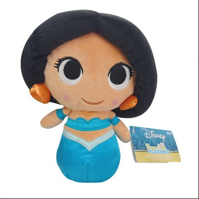 SuperCute Plushies - Disney S2 - JASMINE (Aladdin)