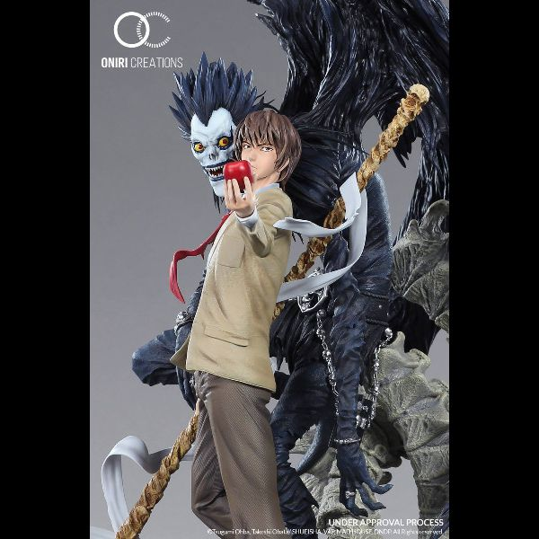Light And Ryuok (Death Note) 1/6