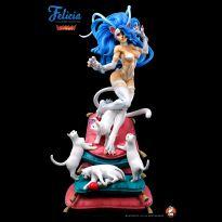 Felicia (Darkstalkers Capcom) White Edt 1/4
