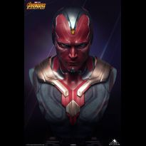 Vision Life Size Bust